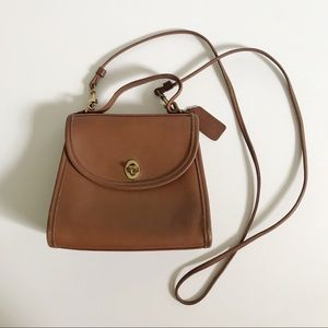Coach Rare Vintage Regina Mini satchel bag